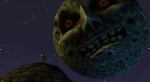 majora's mask moon